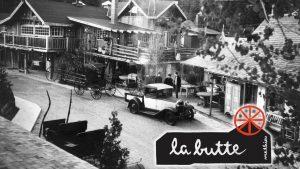 La Butte à Mathieu.