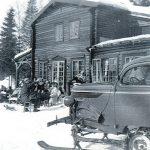 À la Sapinière. Archives de la SHPVD