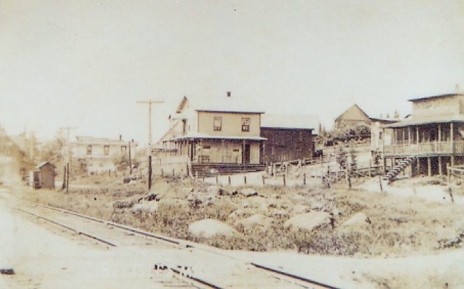 Le Magasin Léonidas-Dufresne 1912 - Bureau de poste 1929