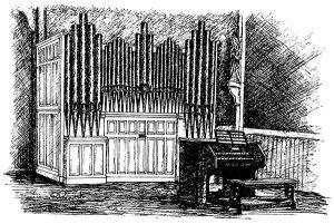 L'orgue Casavant de l'église paroissiale