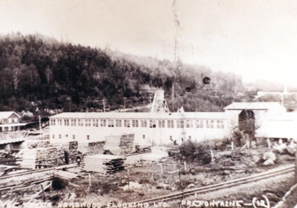 Histoire illustrée de quelques ponts et moulins de Val-David