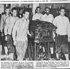 1959 funerailles de Rodolphe D eRepentigny Val-David (cc)1
