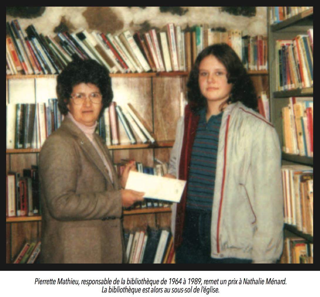 Le cercle éducatif et culturel de Val-David (1964-1982) Naissance de la bibliothèque de Val-David