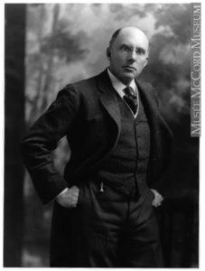 E.M. Eberts  en 1919