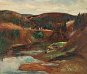 Hills in Quebec