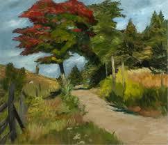 Louis Mulhstock; un peintre reconnu qui a habité Val-David pendant 40 ans