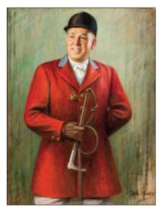 Pastel de Vernon G. Cardy