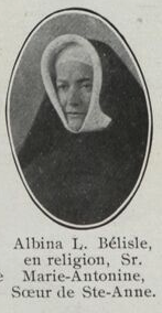 Albina Bélisle