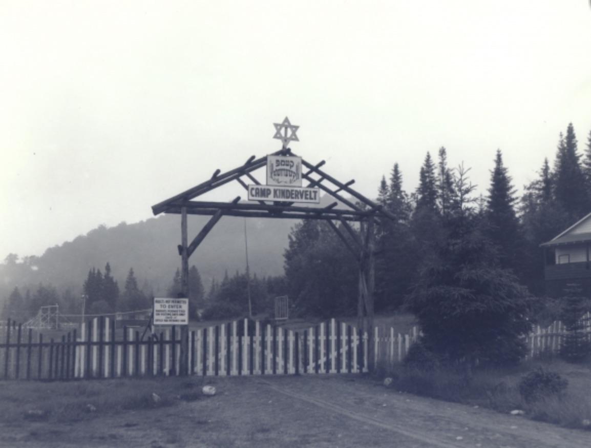 Les communautés juives de Val-David