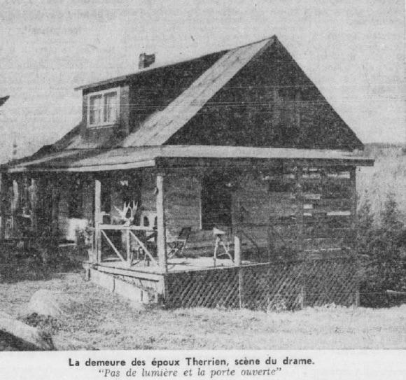 18 octobre 1954: double meurtre à Val-David